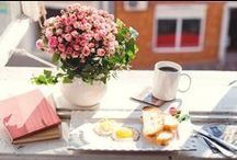 breakfast / by Elena ♥