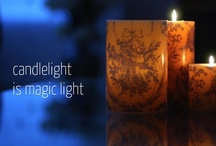 ❀ Candlelight is magic light ❀