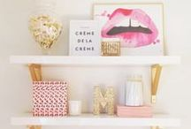 ❀ Accessories for my home ❀