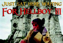 My Cosplay Shenanigans / Photo's of me in my Hellboy Cosplay