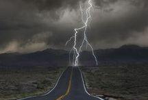 LIGHTENING CRASHES / by Liquid Bones