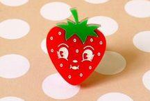 Strawberry / Gosh I just Love Them! / by Mercedes H