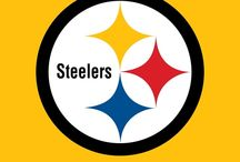 Pittsburgh Steelers / by Laurie Ciotti Steinbaugh