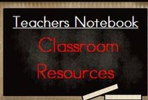 Teachers Notebook Classroom Resources / A pinning board full of lessons and resources from Teacher's Notebook. Please pin a Freebie along with a paid product. Freebies welcome anytime. If you would like to be added to this board, please email me at teacherstakeout@gmail.com