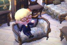 Animal Crossing / Town 221b with Mayor Ztarr.