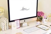 office / by Elena ♥