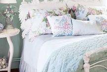 Bedroom ideas / by Jeanne Ziegler Long