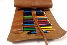 Leatherworking Projects / by Instructables