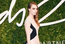 Best Dressed British Fashion Awards 2014
