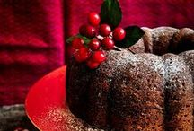 Christmas Cakes ღ✿ڿڰۣ / by Susan Moore
