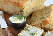 Savory Breads ღ / by Susan Moore