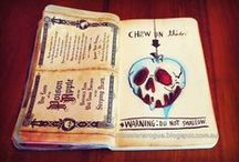 wreck this journal / by Elena ♥