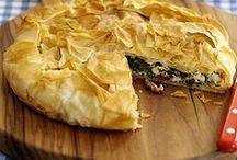 Savory Pies & Tarts / by Susan Moore