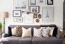 Home | Living Room / All things cosy yet minimal for the perfect comfortable modern living room