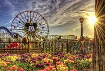 Disneyland California / Disneyland and Disney California Adventure Parks and Resorts