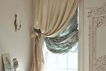 Window Coverings ღ✿ڿڰۣ / by Susan Moore