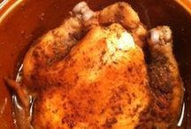 Slow Cooker~ Chicken ღ / by Susan Moore