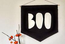 Halloween - Dia das Bruxas ♥ / Projetos para inspiração e tutorial (is) faça você mesmo para Halloween. // palavras-chave: faça você mesma, DIY, inspiração, decoração, ideia, tutorial, mesa, mesa de festa, guardanapo, toalha, centro de mesa, Halloween, dia das bruxas