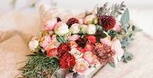 Bridal Bouquets / Beautiful Bridal Bouquet Inspiration