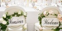 Reception / Reception Decor Inspiration