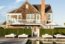 Hamptons Style Home / Hamptons style inspiration for your home.