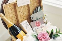 Welcome Bags + Boxes / Welcome Bags for Your Wedding Guests