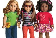 """Doll Things: 18"""" Doll / I love dolls and so do my girls. Here ideas on making clothes, houses and more... / by Nichelle Bates"""