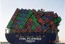 Cargo Mishaps / When shipping via cargo goes wrong