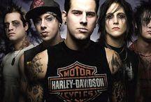 Bands I've Seen Live!! \m/ / by Yvette Hernandez