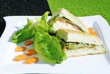 Ideas saludables / Ensaladas, recetas saludables y tips, todo lo que necesitas para comer saludablemente.