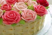 Cake - bôlos decorados