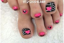 Nails / Nail decor and how to take care of... / by Nichelle Bates