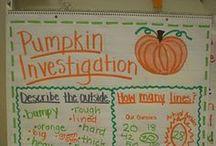 Teaching Pumpkins / by Sarah Ryan