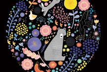 Gouache Illustration Nature