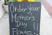 Mothers Day Gifts for MOMS! / Looking for something special for the MOM in your life? We have unique items AND flowers!