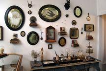 Walls / Framing, displaying, hanging stuff.