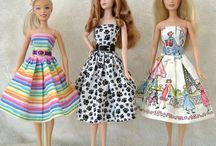 Doll Things: Barbie / I want to make cool things for my girls! / by Nichelle Bates