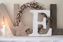 Holiday Crafts: Christmas / Crafty ideas for Christmas... / by Nichelle Bates