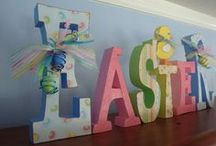 Holiday Crafts: Easter/Spring / Crafty ideas for Easter... / by Nichelle Bates