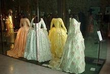 Era Clothing: Baroque/Rococo / Fashion popular from 1650 to the 1700s / by Nichelle Bates