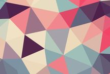 Geometric Print and Pattern