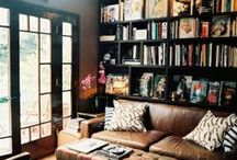 Dream Library / I dream of a room dedicated just to reading