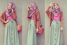 Vintage abayas♡ / Beauty