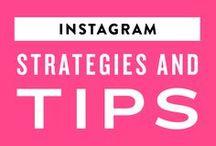 Instagram Strategies + Tips / Master the art of Instagram!