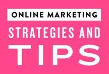 Online Marketing Strategies + Tips