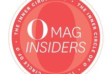 #OMagInsiders / This board is dedicated to my year of being an influencer for The Oprah Magazine and to the adventures of the 50 of us who were chosen.
