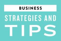 Business Strategies + Tips