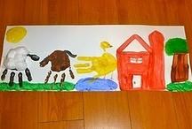 Animals: Bondgård (Farm theme) / by Lisa