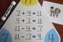Math -Prim and factors / by Lisa