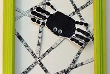 Animals: Insekter, blötdjur och spindeldjur (Insects & arachnid) / by Lisa